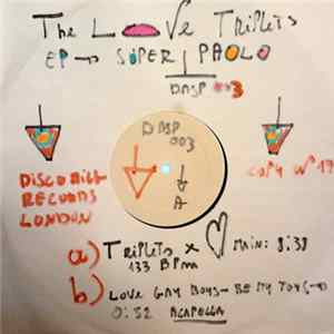 Super Paolo - The Love Triplets EP MP3