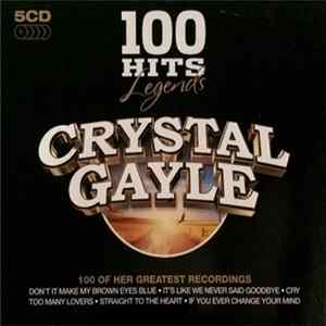 Crystal Gayle - 100 Hits Legends MP3