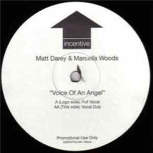 Matt Darey & Marcella Woods - Voice Of An Angel MP3