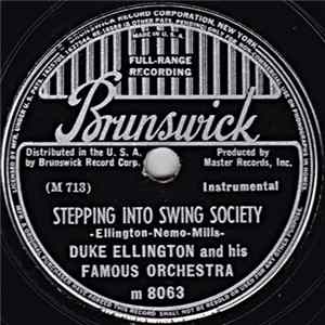 Duke Ellington And His Famous Orchestra - Stepping Into Swing Society / The New Black And Tan Fantasy MP3
