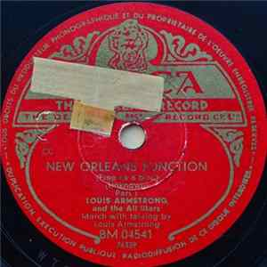 Louis Armstrong And The All Stars - New Orleans Function Pt. 1 / New Orleans Function Pt. 2 MP3