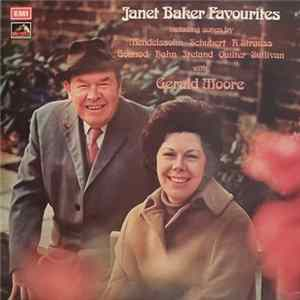 Janet Baker With Gerald Moore - Janet Baker Favourites MP3