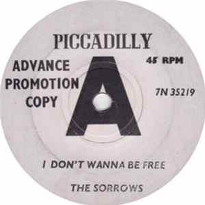 The Sorrows - I Don't Wanna Be Free MP3