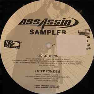Assassin - Assassin Sampler MP3