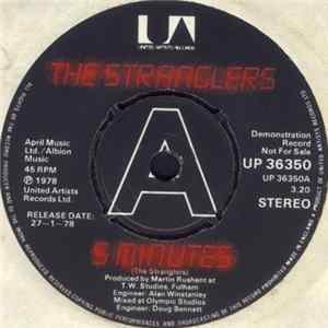 The Stranglers - 5 Minutes MP3