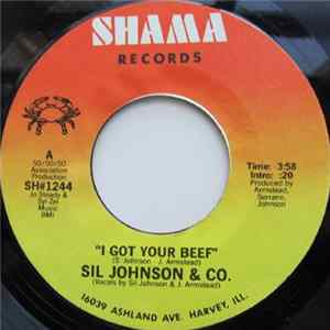 Sil Johnson & Co. - I Got Your Beef / John, Muddy, Bob & Marvin MP3