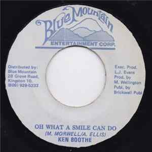 Ken Boothe - Oh What A Smile Can Do MP3
